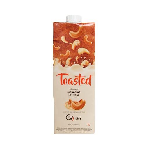 Leite Vegetal Toasted 1L - Cajueiro