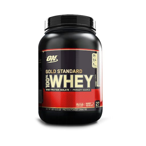 100% Whey Gold 900g COOKIES - Optimum Nutrition
