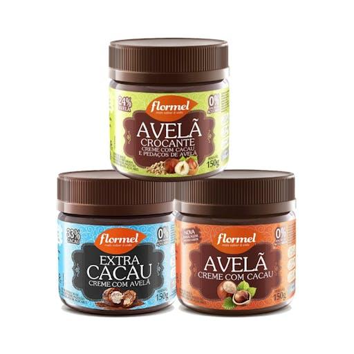 Creme De Avelã 150g - Flormel