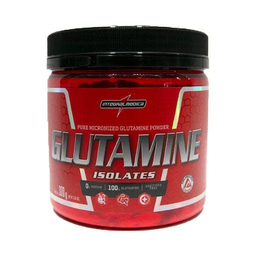 Glutamine Isolates 150g- Integralmédica