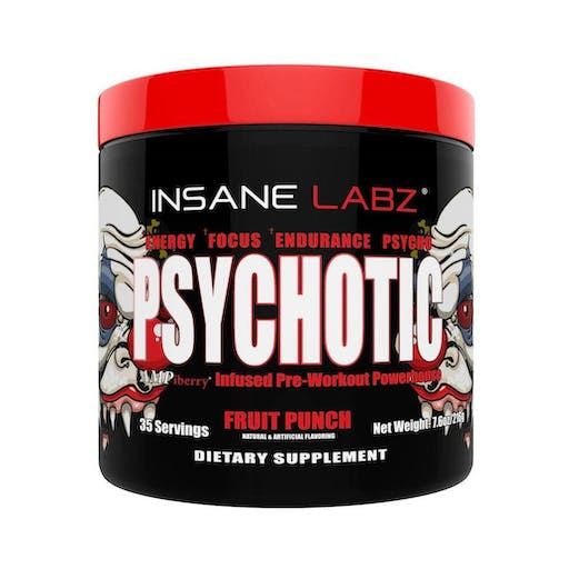 PSYCHOTIC RED - 216G - INSANE LABZ