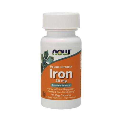 Ferro - 36 mg - 90 VEG CAPS
