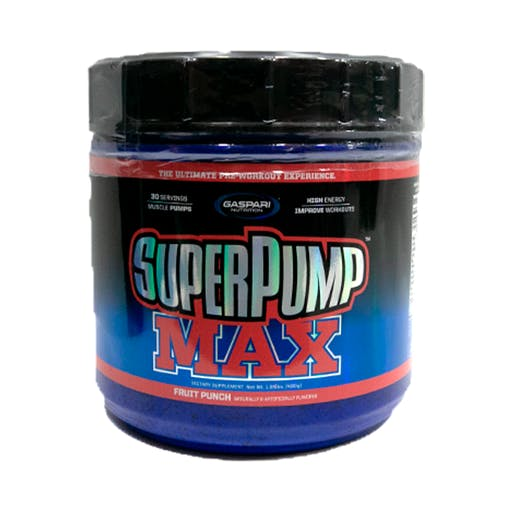 SuperPump Max 1,05 LBS - Gaspari Nutrition