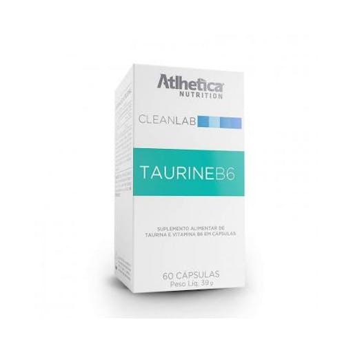 Taurine B6 - Atlhetica
