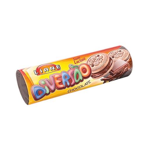 Biscoito Doce Rechado Diversão sem Lactose -115g - Liane