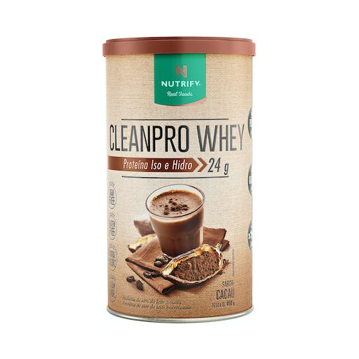 CleanPro Whey   - 450g - Nutrify
