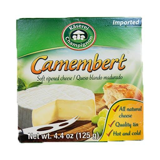Queijo Camembert 125g - Champignon
