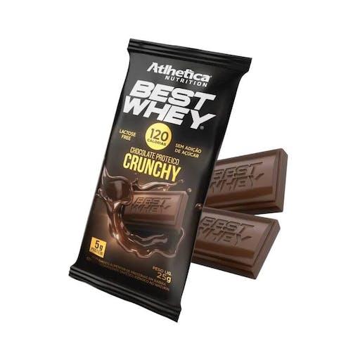 Best Whey Chocolate Proteico 25g - Atlhetica