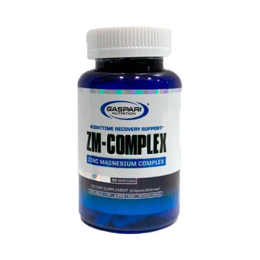 ZM Complex Sofgels - Gaspari Nutrition