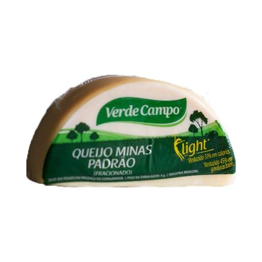 Queijo Padrão Light -450g  Verde Campo