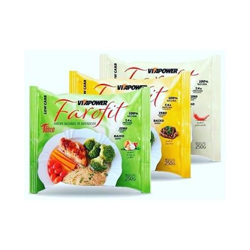 FAROFIT Low Carb 250g -Vitapower