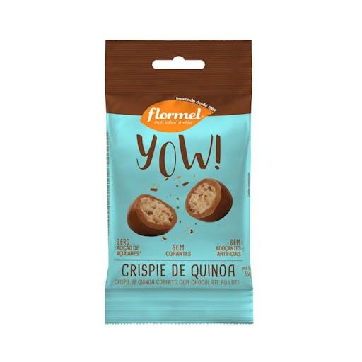 YOW FLORMEL De Crispie De Quinoa - 35g -