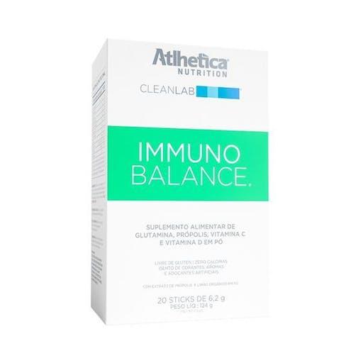 IMMUNO BALANCE  - 20 Sticks - Atlhetica Cleanlab