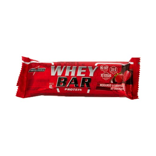 Whey Bar Protein 40g - Integralmédica