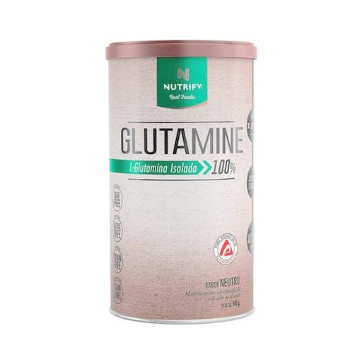 Glutamine - 500g -  NUTRIFY