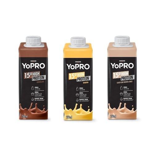 Yopro 15g de Proteína- Danone
