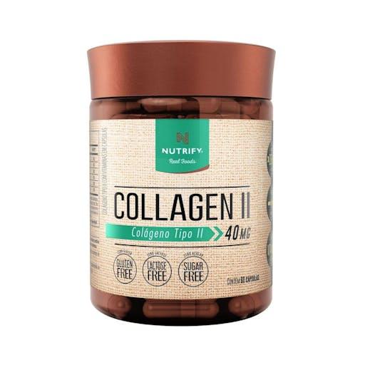 Collagen II - 60 Caps - Nutrify
