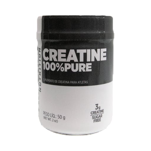 Creatine 100% Pure 50g - Atlhetica Nutrition