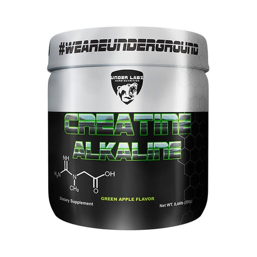 CREATINE ALKALINE - 200G- UNDER LABZ