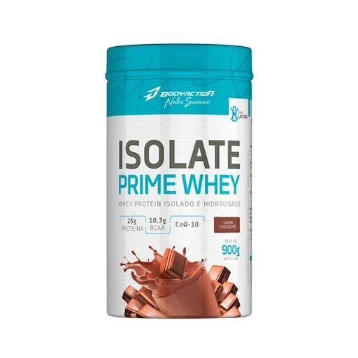 ISOLATE PRIME WHEY - 900G - BODYACTION