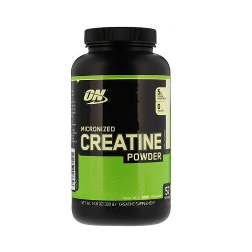 Creatina Micronizada IMPORTADA - 300G - OPTIMUM NUTRITION