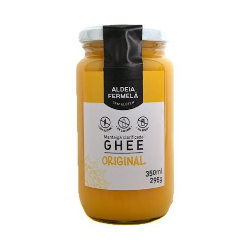 Manteiga Ghee Original 350ml - Aldeia Fermelã