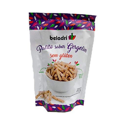 Palitos sabor Gergilim - 80g - Beladri