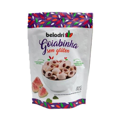 Biscoito Goiabada - 120g - Beladri