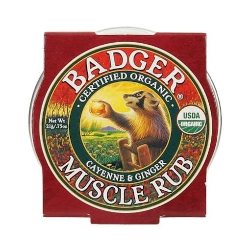 Pomada para Dor nas Articulações, Mistura de Arnica, 21 g (75 oz) - Badger Company