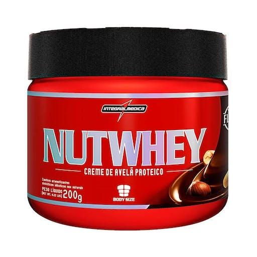 NUTWHEY CREAM 200G - Integralmédica