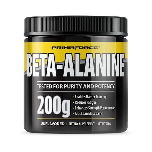 Beta-Alanina 200G - PrimaForce