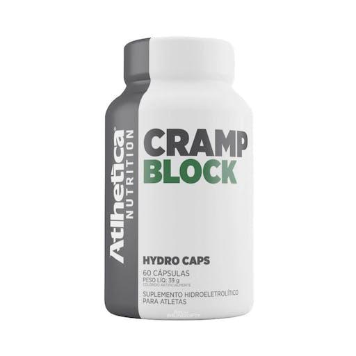 CRAMP BLOCK 60 Caps - Atlhetica