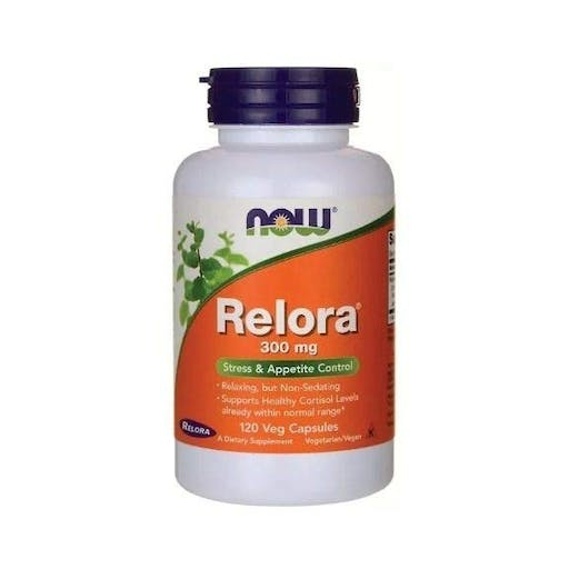 RELORA FITOTERÁPICO 300MG - 60 Caps Veganas - NOW FOODS