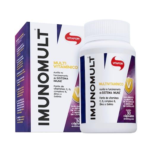 Imunomult 30 Caps - Vitafor