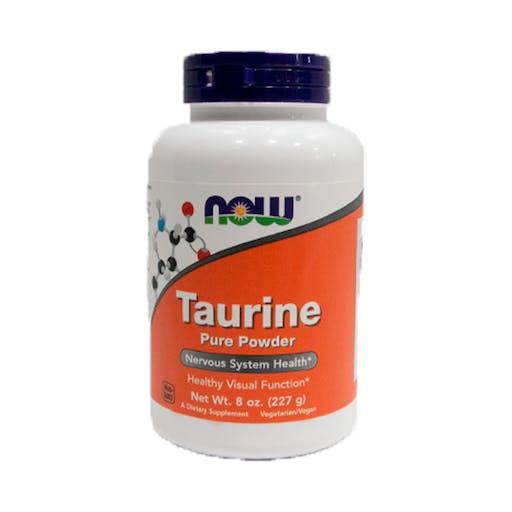 Taurine - 227g - Now