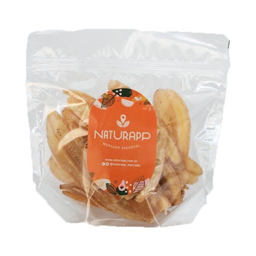Chips Saudavel Banana Churros - 50g
