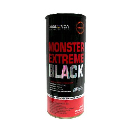 MONSTER EXTREME BLACK - 44packs - Probiótica