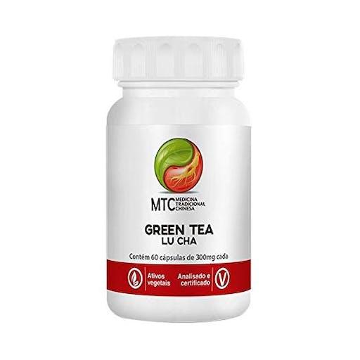Green Tea - 60 Cápsulas - Vitafor