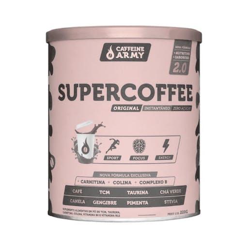 SuperCoffee Tradicional - 220g - Caffeine Army