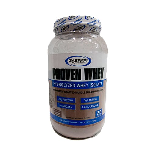 Proven Whey Hydrolyzed 2LBS - Gaspari Nutrition