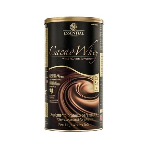 Cacao Whey 900gr - Essential Nutrition
