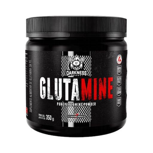 Glutamine Pure Darkness - 350g- Integralmedica