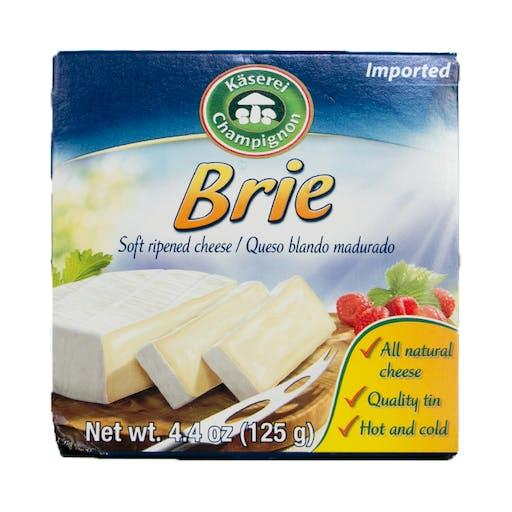 Queijo Brie 125g - Champignon
