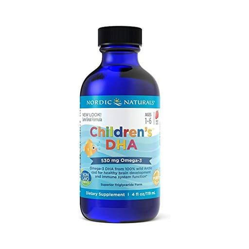 Omega 3 530mg CHILDREN´S DHA - NORDIC NATURALS
