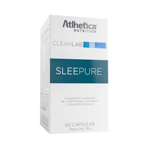 Sleepure 60 Caps - Atlhetica Cleanlab