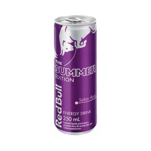 RED BULL AÇAI - 250ML - RED BULL