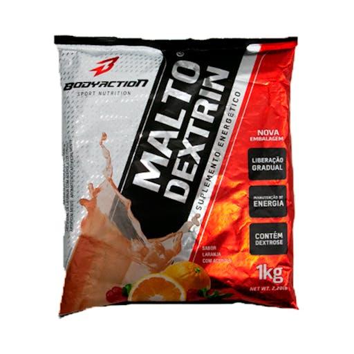 Maltodextrin 1kg - Bodyaction