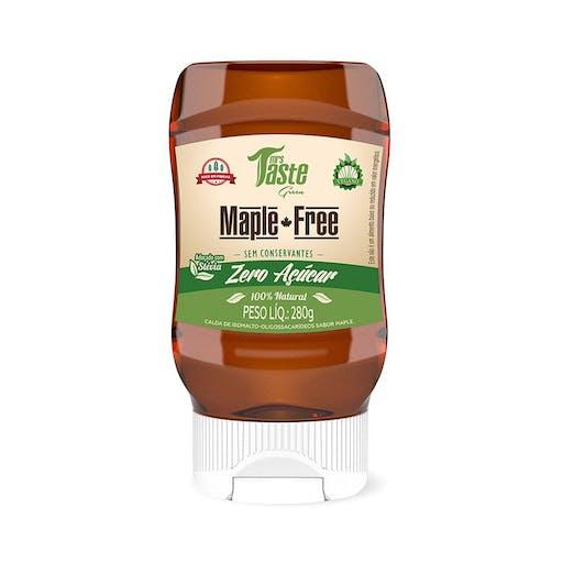 Maple-Free Calda Para Sobremesa Zero - Mrs.Taste