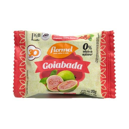 Goiabada - 20g - Flormel