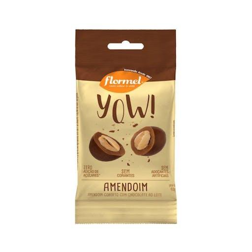 YOW FLORMEL  De Amendoim -  40g -